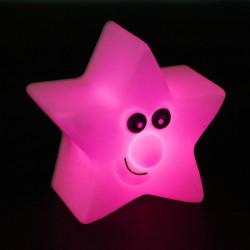 Shine Star Auto Changing LED Novelty Lamp Light Room Christmas Decor