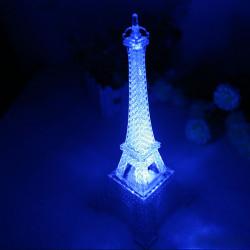 Der Eiffelturm Farbwechsel Nachtlicht für Dekoration Geschenk