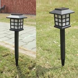 Wasserdichte LED Solarleuchte im Freien Landschafts Stake Lampen