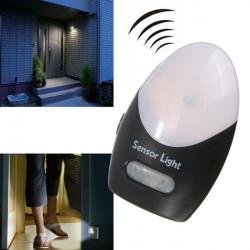 Wireless Auto PIR Infrared Sensor Motion Detector LED Night Light