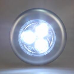 Trådlös LED Kabinett Skåp Ljus Closet Lampa Bil Inne Lampa Batteridrift