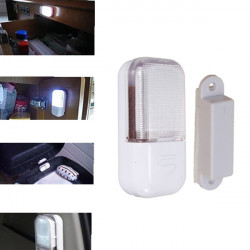 Wireless LED Magnetic Sensor Night Light For Drawer Cabinet Wardrobe
