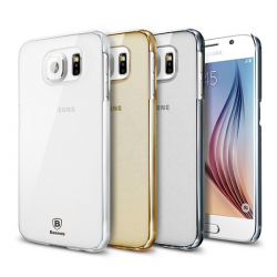 Baseus Brand Clear PC Back Case Cover For Samsung Galaxy S6