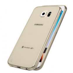Lenuo Brand TPU Clear Soft Case For Samsung Galaxy S6