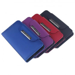 Magnetic Matte Leather Case Cover For Samsung Galaxy S6