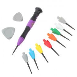 11 In 1 Professional Repair Screwdriver Tools Set för Mobils