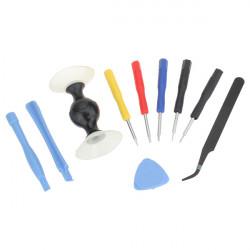 11 I 1 Reparation Værktøj Skruetrækkere Kit til Mobiltelefon