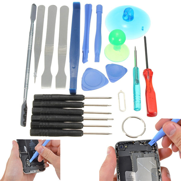 21 in 1 Repair Tool Kit Screwdriver Set For Mobile phone Repair Tools