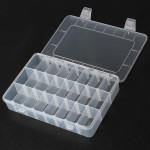 24 Compartments Storage Plastic Repair Tool Box For Mobile Phone Repair Tools