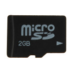 2G Micro SD TF Micro SD Card For Cell Phone MP3 MP4 Camera Memory Cards
