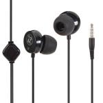 3.5mm In-Ear Earphone With Mic Headphone Stereo For Mobile Phone Earphones & Speakers