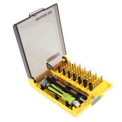 45 in 1 Screwdriver Tool Repair Set For Mobile Phones MP3 PDA