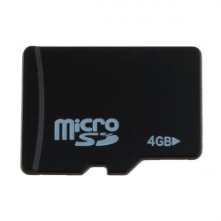 4G Micro SD TF Micro SD Card For Cell Phone MP3 MP4 Camera