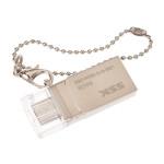 8/16/32/64GB SSK Metal USB Flash Drive U Disk for OTG Cellphone Memory Cards