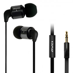 AWEI ES-600M Noise Isolating Hi-Definition Earphone For Cellphone