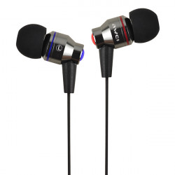 AWEI ES-800i Stereo In-Ear Earphones Headsets With Mic för Cellphone