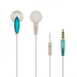 Awei ES 12i Super Bass Metall Kopfhörer mit Mikrofon für Mobiltelefon