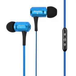 Awei ES-130VI In-Ear Stereohörlurar Hörlurar med Mikrofon för Mobil