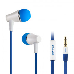 Awei ES-300i Super Bass In-Ear Earphone With Mic for Mobile Phone