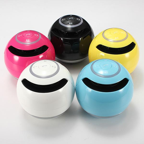 BL-25 Bluetooth Trådlös Minihögtalare för Mobiltelefon Högtalare & Hörlurar