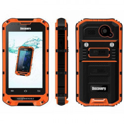 Discovery V6 4-inch Waterproof Outdoor Sports Amateur Smartphone
