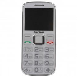 """GUSUN F10 2"""" Ultratunn Big Tangentbord Mobiltelefon för Äldre Människor"""