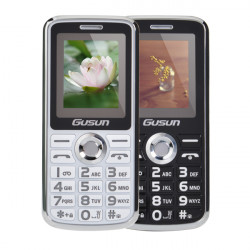 Gusun F7 1,77 Zoll Big Tastatur Handy geeignet für Senioren