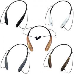 HB-800S Trådlös Bluetooth Handsfree Hörlurar med Mikrofon för Mobil