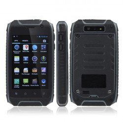 Hummer H1 + 3,54 Zoll wasserdichten Outdoor Sports Amateur Smartphone