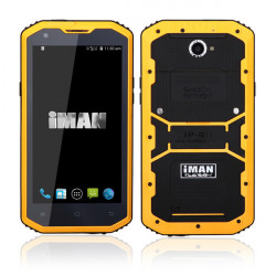 IMAN i8800 IP68 Waterproof FDD-LTE 4G Qualcomm MSM8916 Smartphone