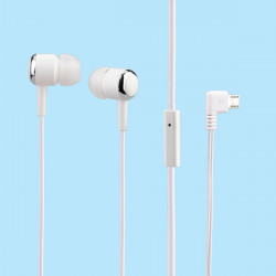 In-Ear Earphone Headphones for Pocket Mini Card Mobile Phone