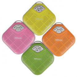 Intelligenta Voice Mini Bärbara Trådlöst Bluetooth-högtalare