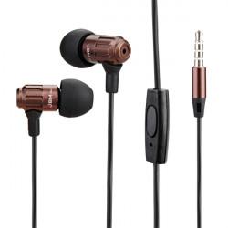 JBMMJ-710 HiFi Sound Stereo Headset Hörlurar med Mikrofon till Mobiltelefon