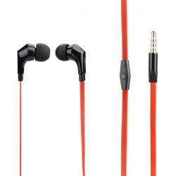 JBMMJ-720 Stereo Dynamic Bass Sound Øretelefon med Mic til Mobiltelefon