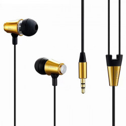 JBMMJ-8500 MP3 Metall In-ear Bass Dynamic Headphone Headset Earphone