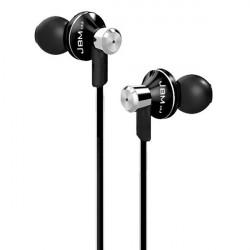 JBMMJ MJ9013 tiefe Bass Metall In Ear Kopfhörer mit Mikrofon für Handy