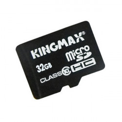 Kingmax 32GB Class 10 Micro SD TF Micro SD-kort för Mobiltelefon