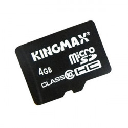Kingmax 4GB Class 10 Micro SD TF Micro SD Karte für Handy