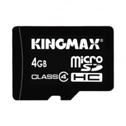 Kingmax 4GB Micro SD TF Micro SD Card For Mobile Phone