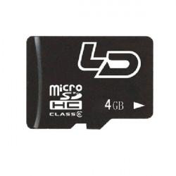 LD 4GB 8GB Class 6 Micro SD TF Micro SD-kort för Mobiltelefon