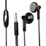 Langston Q5 3.5mm In Ohr Kopfhörer Stereoanlage mit Mic Kopfhörer & Lautsprecher