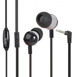 Longston IN 3 3,5 mm Klinke Kopfhörer mit Mikrofon für Handy