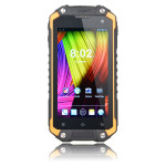 M81 4.5-inch MTK6582 1.3 GHz Quad-core Shockproof Smartphone Feature Phones