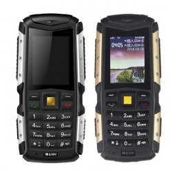 MANN ZUG S IP67 Waterproof Dustproof Shockproof Rugged Outdoor Phone