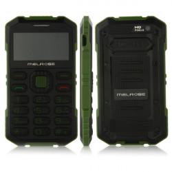 "MELROSE S2 1,7"" Ultratunn Kort Pocket Outdoor Mobiltelefon"
