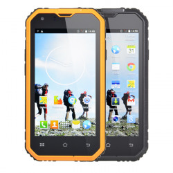 NO.1 M2 4.5-inch MTK6582 1.3Ghz IP68 Waterproof Quad-core Smartphone