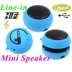 Network Rail Hamburger Telescopic Type Rechargeable Mini Speaker