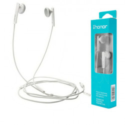 Original Huawei Honor In-ear Øretelefon Fjernbetjening Mikrofon