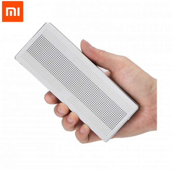 Original Xiaomi Square Box 1200mAh Portable Wireless Bluetooth 4.0 Speaker Earphones & Speakers