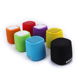 Portable Bluetooth Wireless Speaker With TF Card For Mobile Phone
